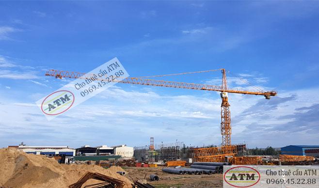 Cho thuê cẩu tháp các tỉnh tại Việt Nam
