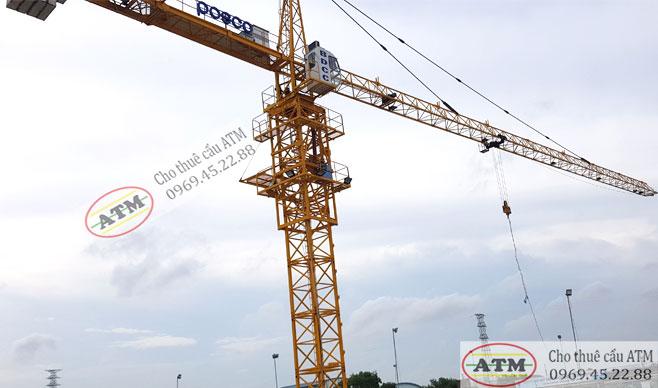 Bán cẩu tháp 6 tấn 6012
